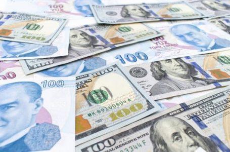 Yıl sonu dolar/TL beklentisi geriledi